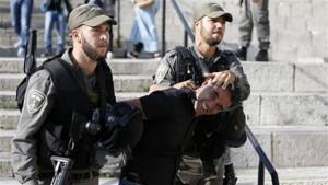 ชาวปาเลสไตน์ถูกทหารอิสราเอลจับกุม 516 คน