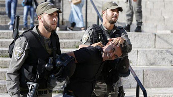 israel-arrests-palestinians