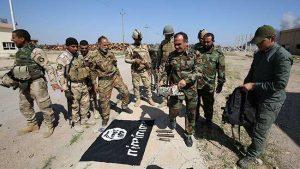 ทหารอิรักรู้สหรัฐสนับสนุนกลุ่มไอซิส