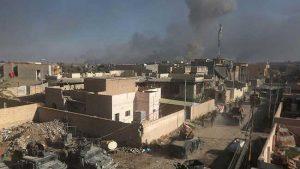 คร่า 8 ชีวิต สหรัฐฯ โจมตีทางอากาศพลาดในอิรัก
