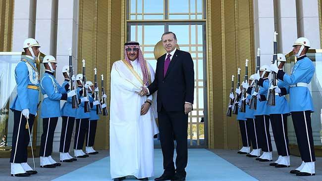 Saudi-Alliance